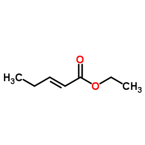 ethyl (2E)-pent-2-enoate
